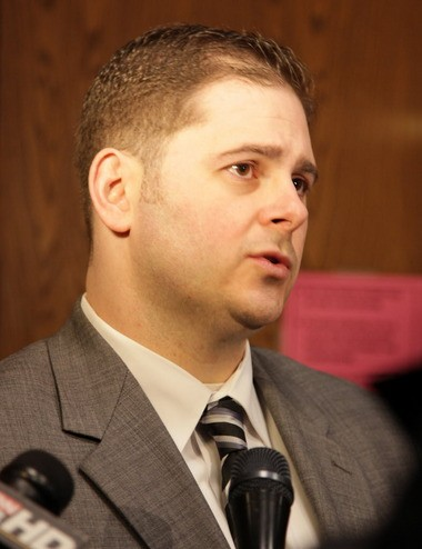 Assistant Cuyahoga County Prosecutor Aaron Brockler was fired this week after he admitted posing as the girlfriend of an accused killer in an attempt to discredit two alibi witnesses.