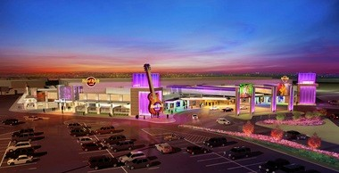 The Northfield Park Rocksino will feature 2,300 VLTs and a Hard Rock concert hall.
