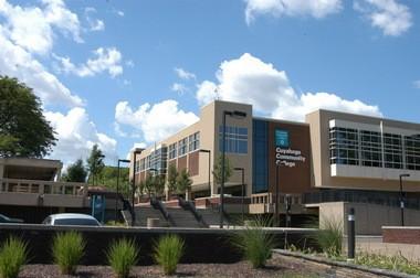 Cuyahoga Community College's Metro Campus