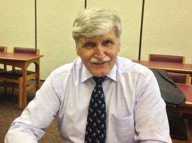 Lt. Gen. Romeo Dallaire, a retired Canadian soldier who witnessed the genocide in Rwanda, is active in trying to stop the use of children as soldiers. He addressed a conference here on piracy which included a presentation on child pirates.