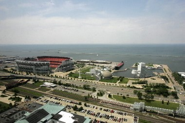 A decade-long push to link Cleveland's West Side to the lakefront has the final piece of funding to make the project happen.