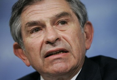 Former Deputy Secretary of Defense Paul Wolfowitz will speak at Hiram College