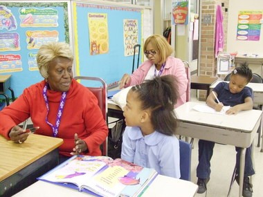 Greater Cleveland Volunteers is a recipient of a $526,000 grant from the Cleveland Foundation. The money will be used to expand GCV's AARP Experience Corps, an intergenerational tutoring program that focuses on improving the literacy skills of underperforming students in kindergarten through third grade.