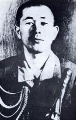 Japanese Army Major Kenji Hatanaka