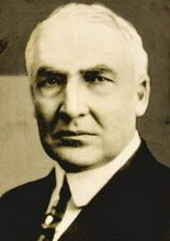Warren G. Harding, 29th president of the United States, was an Ohio native.