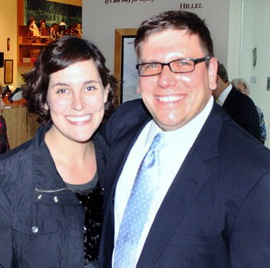 Cleveland City Councilman Joe Cimperman and his wife, Nora Romanoff. The Ohio Ethics Commission is investigating Cimperman's involvement in city contracts awarded to Romanoff's employer, LAND Studio.