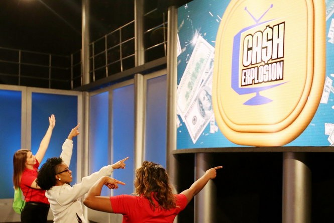 Cash Explosion: Behind the scenes of 'The Biggest Cash Grab on TV