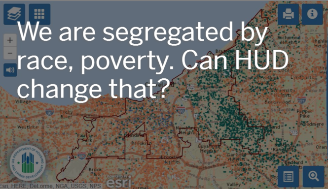Look how segregated Cleveland is. Can HUD change that ... Stereotype Map Of Cleveland on map of discrimination, map of the corporate world, map of leadership, map of writing, map of abuse, map of babies, map of religious persecution, map of values, map of national area codes, map of you and me, map of racism in america, map of empathy, map of speech, map of homosexuality, map of slang, map of payphones, map of morality, map of police brutality, map of ideology, map of hatred,
