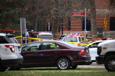 Eight people were reported injured and a suspect killed at Ohio State University.