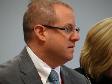 Granville Superintendent Jeff Brown
