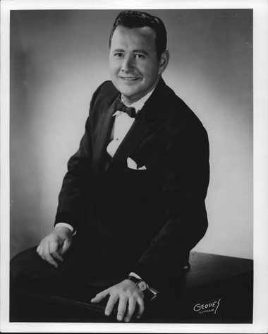 William C. Boehm in a 1966 promotional photo.