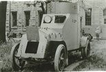 The White Motor Corp. in Cleveland did a good business during World War I supplying vehicles such as this armored car to the war effort. (AP photo)