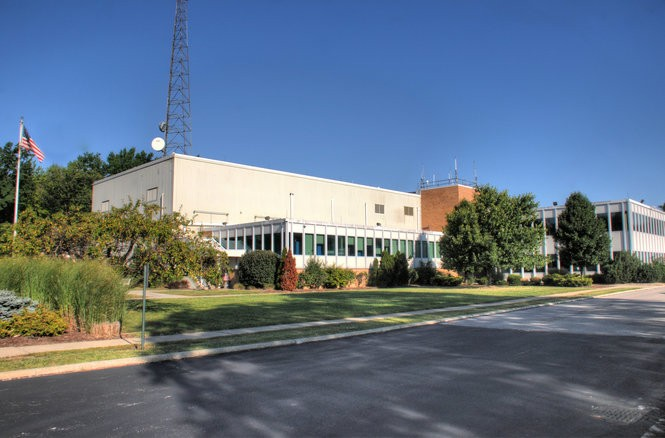 The FAA's Cleveland Air Route Control Center in Oberlin, known less formally as Cleveland Center. (NATCA photo)