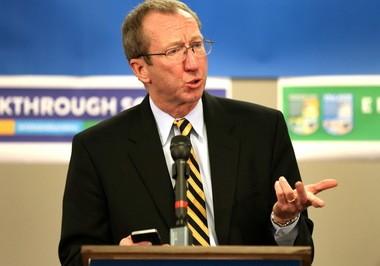 Breakthrough Schools co-founder John Zitzner
