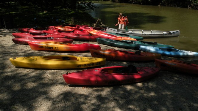Pumped to paddle? Check out these 25 great places to kayak in Ohio