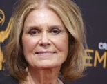 In this Sept. 11, 2016 file photo, Gloria Steinem arrives at night two of the Creative Arts Emmy Awards at the Microsoft Theater in Los Angeles. Steinem is weighing in to try to save the last abortion clinic in her Ohio hometown. The 83-year-old feminist icon issued a statement Monday, Feb. 12, 2018 urging a private Toledo hospital to sign the patient-transfer agreement with Capital Care of Toledo that the clinic needs to remain open.