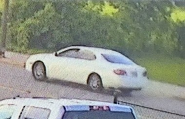 Surveillance video from a nearby business shows a car that may have struck David Bourne on Wednesday on Union Avenue near East 69th Street in Cleveland. The car sped away, and the 15-year-old boy died at a hospital, police said.