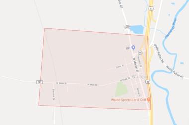 Waldo Ohio Map.Where S Waldo About 2 Hours South Of Cleveland Ohio Tiny Towns