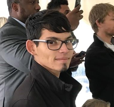 Ryan Torres, 15, Garrett Morgan School of Science