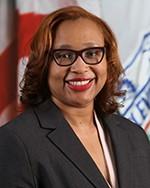 Building and Housing Director Ayonna Blue Donald