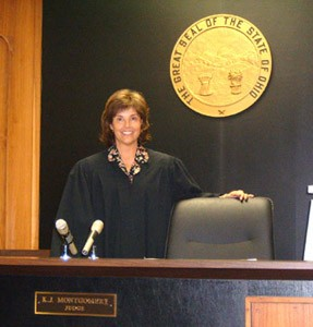 Judge K.J. Montgomery of Shaker Heights Municipal Court