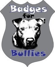 Cleveland police found Badges for Bullies to help homeless and mistreated dogs.