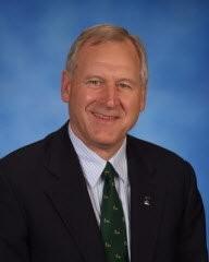 James Kubacki, president of St. Edward High School in Lakewood