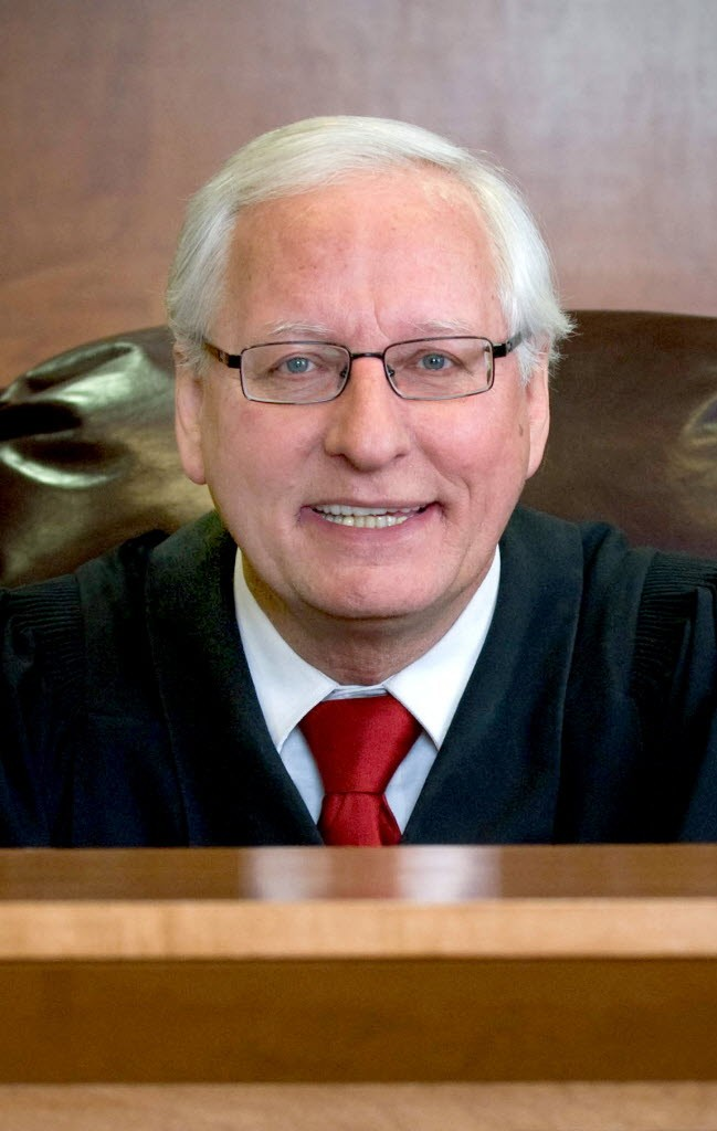 Judge Kenneth Spanagel of Parma Municipal Court