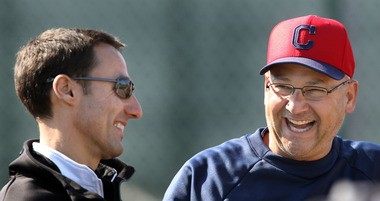 GM Chris Antonetti and manager Terry Francona are still working on ways to improve the Indians before the Aug. 31 trading deadline.