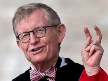 """Ohio State University today released details about the """"remediation plan"""" that trustees ordered for President E. Gordon Gee."""