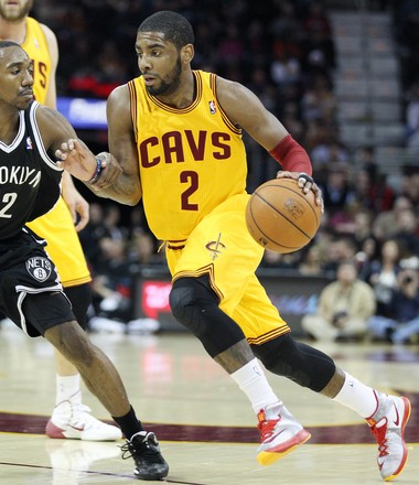 Signing Kyrie Irving was the start of the rebuilding of the Cavs.