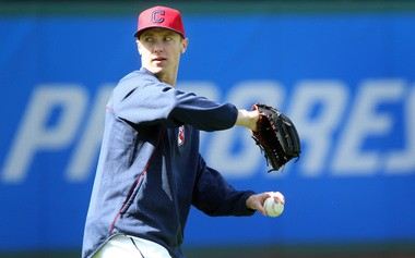 Kyle Crockett pitched only 49 innings in the minors before joining the Tribe.