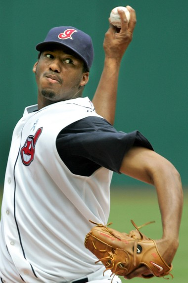The former Fausto Carmona had one great year with the Tribe, winning 19 games in 2007.