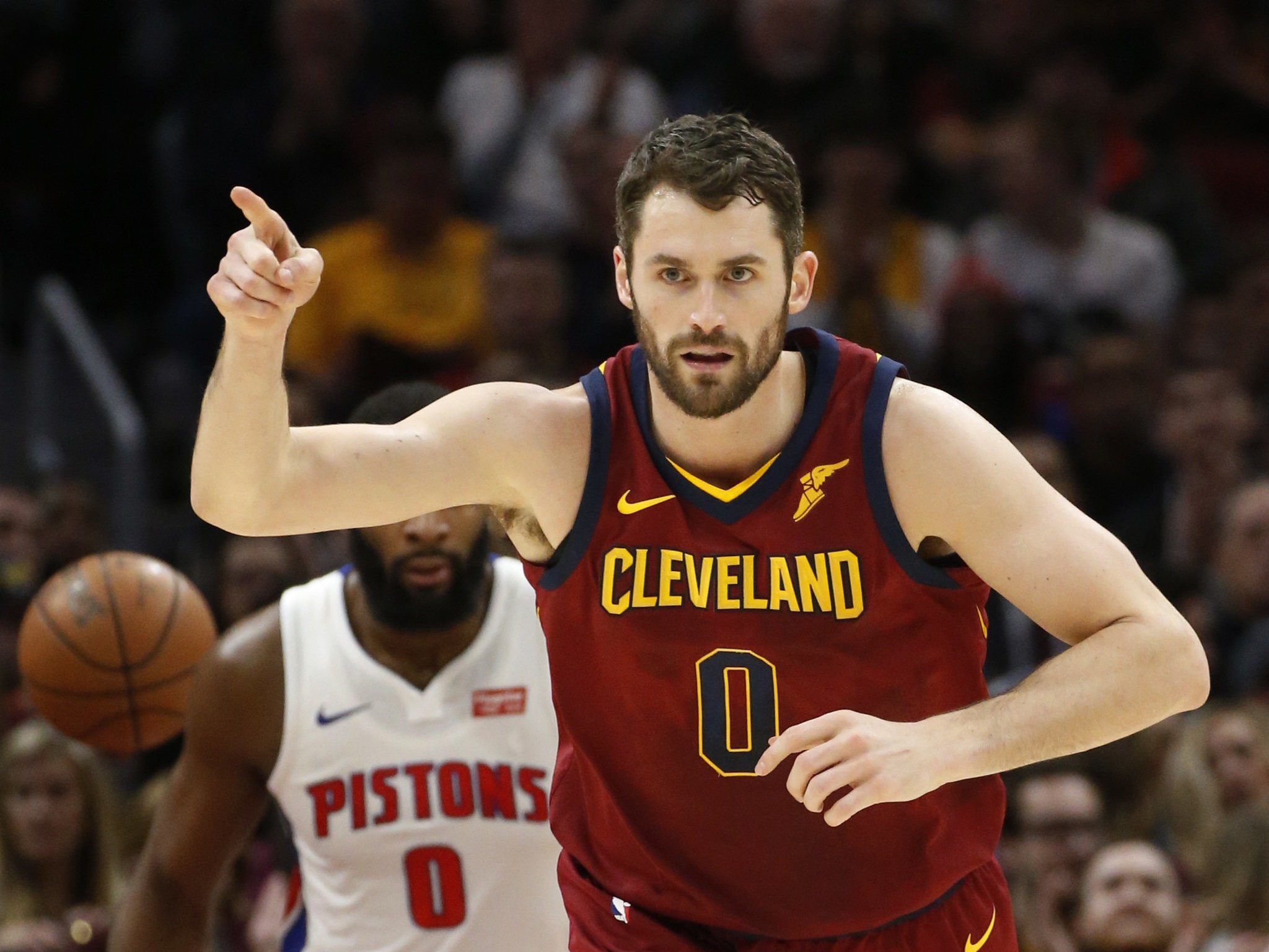 Why Kevin Love wanted to stay with the Cleveland Cavaliers - Terry ...