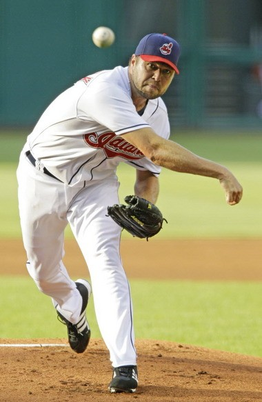 To make the deal for Corey Kluber work, the Indians agreed to pay $2.7 million of Jake Westbrook's salary.
