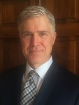 This photo provided by the 10th U.S. Circuit Court of Appeals shows Judge Neil Gorsuch. President Donald Trump has narrowed his choice to fill the Supreme Court vacancy to three judges, including Gorsuch.