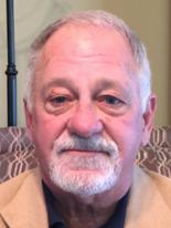 Meet Chuck Wolf, a retired Clinton supporter.