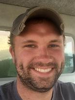 Meet Adam Kirian, a 29-year-old farmer.