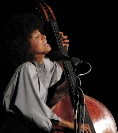 Esperanza Spalding put jazz first and it's paid off with three