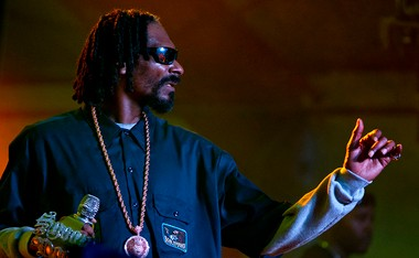 The Lunchtime Listen: 'Ashtrays and Heartbreaks,' Snoop Lion