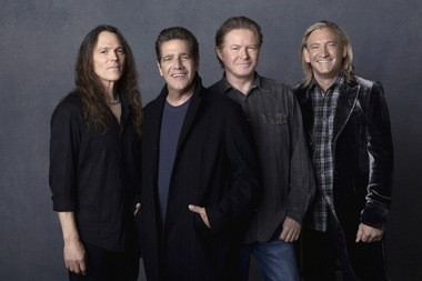 The core group of the Eagles is captured in this 2010 photo. From left are Timothy B. Schmit, Glenn Frey, Don Henley and Joe Walsh.