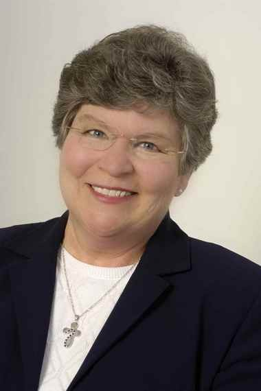 Sister Christine Schenk, CSJ