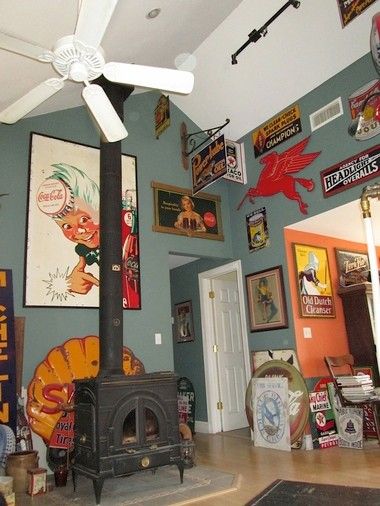 Vintage signs are popular decor elements - cleveland com
