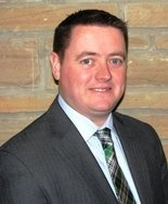 Rocky River resident Mark Owens is co-chair of the 2014 parade. Photo courtesy of the United Irish Societies of Greater Cleveland.