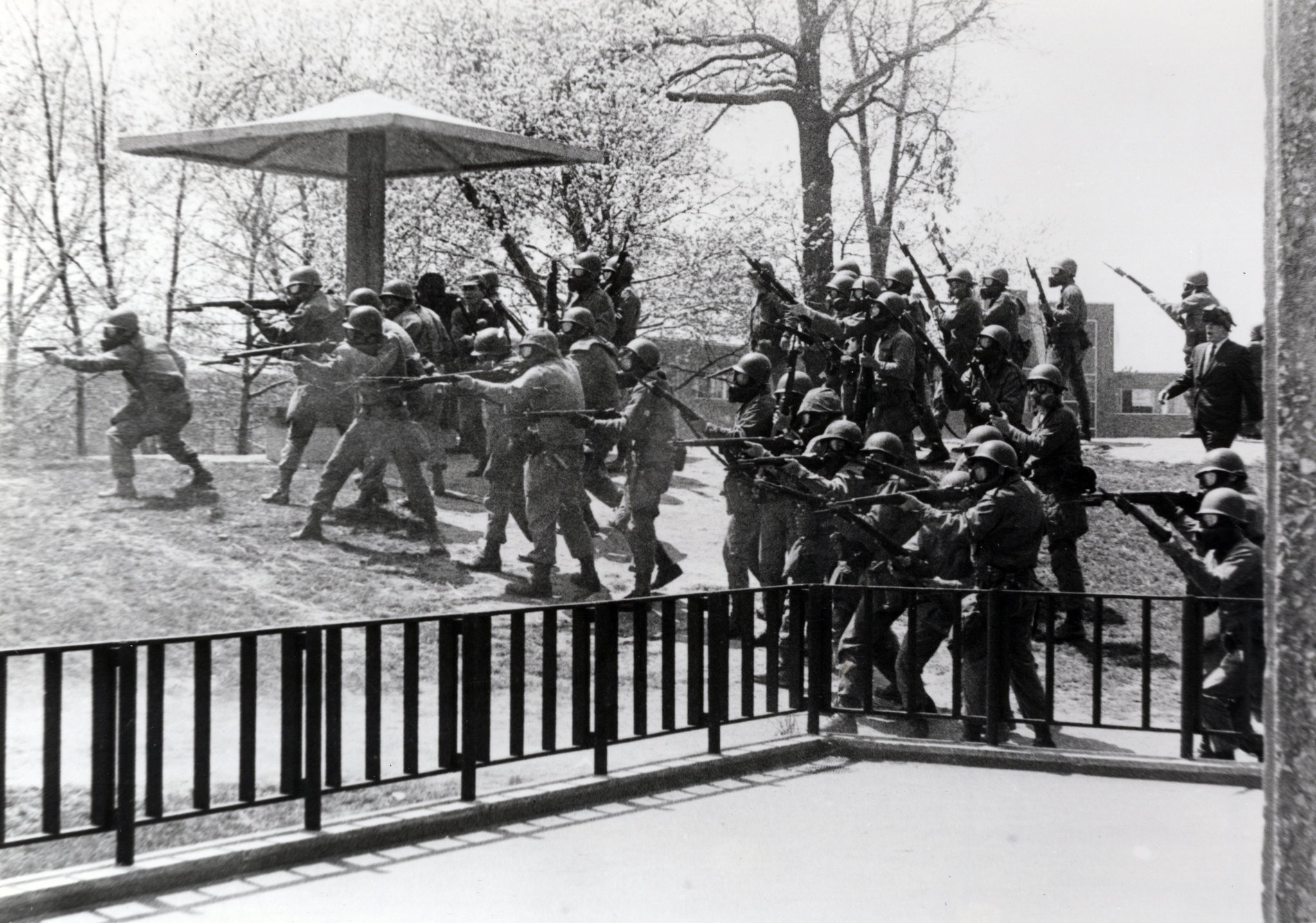 Justice Department won't reopen probe of 1970 Kent State shootings ...