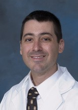"""Jeremy Lipman, MD, receives a Kaiser-Permanente """"Excellence in Teaching Award,"""" an honor awarded him by students from the Case Western Reserve University School of Medicine"""
