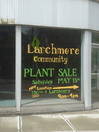 The annual Larchmere Community Association Plant Sale will be going on Saturday, May 13 from 9 a.m. to 4 p.m., but at a new location -- Shaker Quality Auto Body at East 130th Street.