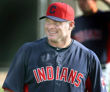 Jason Giambi says he has long respected Terry Francona and jumped at the chance to play for him when he didn't get the manager's job in Colorado.