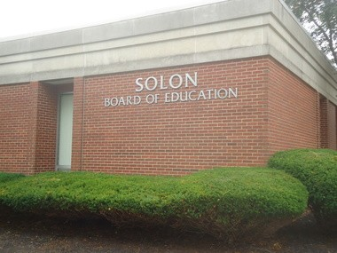 Solon school district officials took their case for the May 8 operating levy to City Council on April 2.