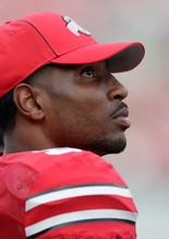 Ohio State junior quarterback Braxton Miller has rushed for 1,035 yards and 13 TDs while completing 63 percent of his passes this season.